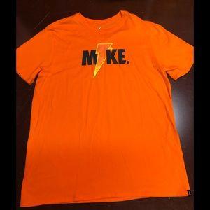 Jordan Like Mike Gatorade Lightning orange T-Shirt